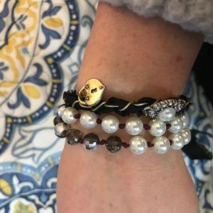 Chloe + Isabel Souviens Multi Wrap Bracelet